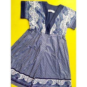Souleaido La Provence Pierre Deux Boho Dress